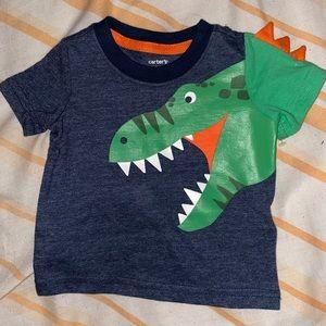 Boys Dinosaur Tee